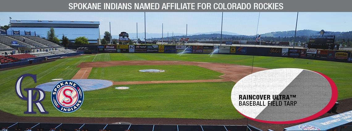 Spokane Indians Named Affiliate for Colorado Rockies