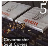 """SEAT COVERS CREATE """"FULL HOUSE"""" ATMOSPHERE"""