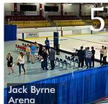 Ice Rink Cover at Jack Byrne Arena