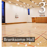 NEW BRANKSOME HALL FACILITY GETS PREMIUM GYM FLOOR COVERING