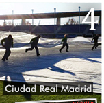 EVERGREEN KEEPING REAL MADRID TRAINING TURF IN  PEAK CONDITION
