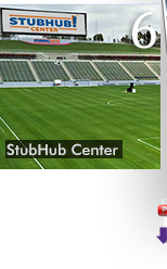 RAINCOVER PART OF STUBHUB CENTERS MLS CUP PREPARATIONS