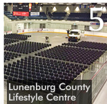 TERRACOVER ICE TRANSFORMS LCLC RINK INTO CONCERT VENUE