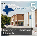 ULTIMA 5000 TRANSFORMS GYM AT KOINONIA CHRISTIAN CHURCH