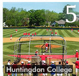 Raincover Classic Keeps Game Delays at Bay at Huntingdon College