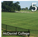 McDaniel College Fights Elements with Evergreen Covers