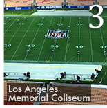 Coliseum Gets Ready for Rams  Return to LA