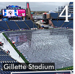 Patriots Have Years of Success with Covermaster Products