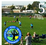 San Mateo Parks Get First-Rate Turf Protection